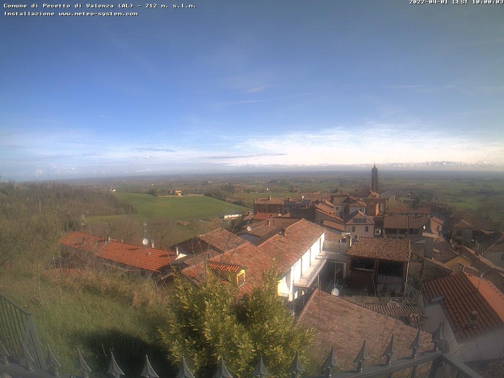 Comune Di Pecetto Torinese webcam pecetto di valenza - webcam meteo » ilmeteo.it